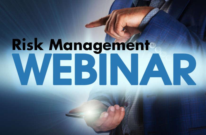 Webinar Risk Management - © putilov_denis #85630485 - Fotolia.com